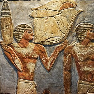 ancient egyptian nutrition health and fitness history