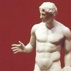 modern Reproduction in Discophoros series- Greek Pentathlon