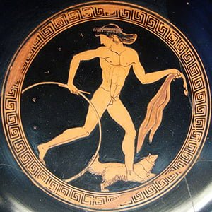 Greek Man Hoop Rolling - Health and Fitness History