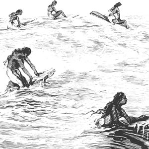 Hawaiian Ancient Surfing Health And Fitness History