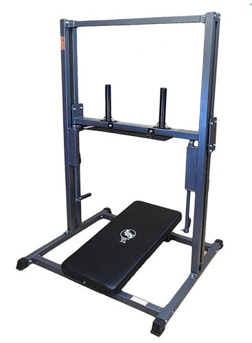 TDS Premier Vertical Leg Press Machine